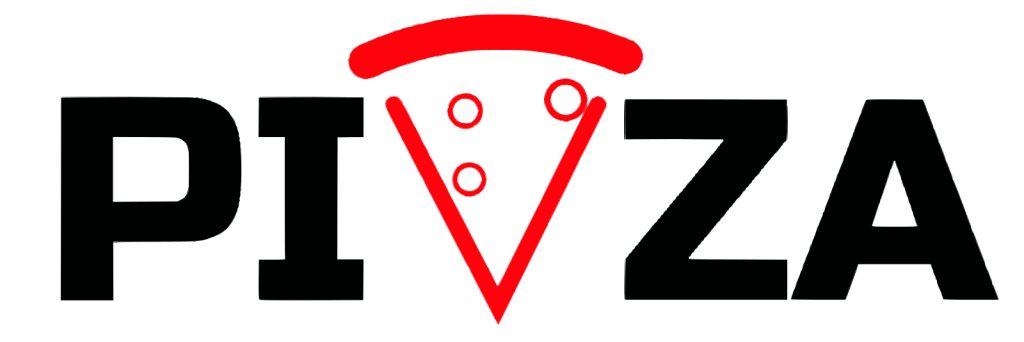 PITZA (pizza) XYZ LOGO