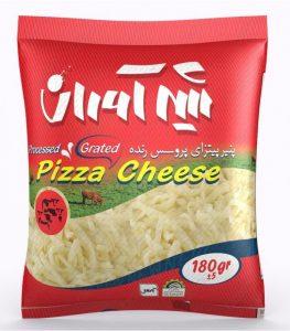 پنیر پیتزا پروسس شیرآوران