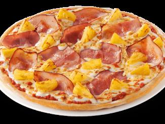 پیتزا هاوایی