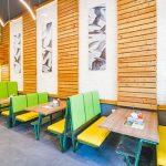 میزها و صندلی های گرین بیت