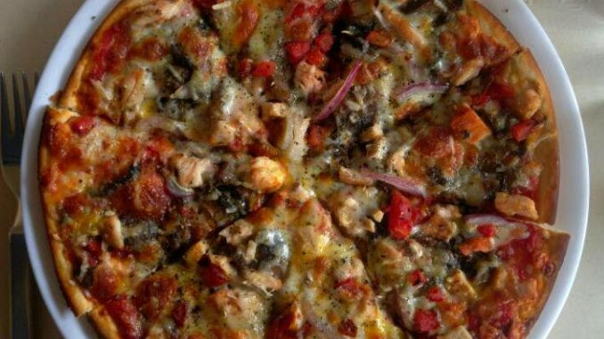 پیتزا آلاپوکو بوکا