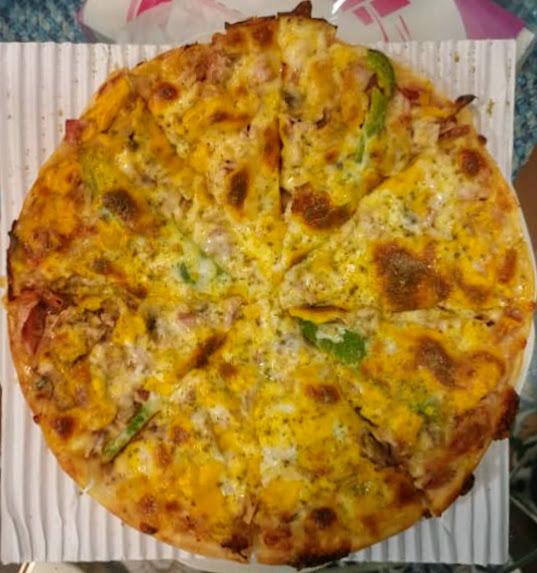 پیتزا داغ